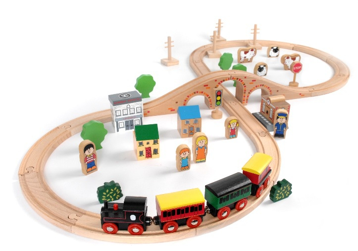 50 pc train set (t0097)