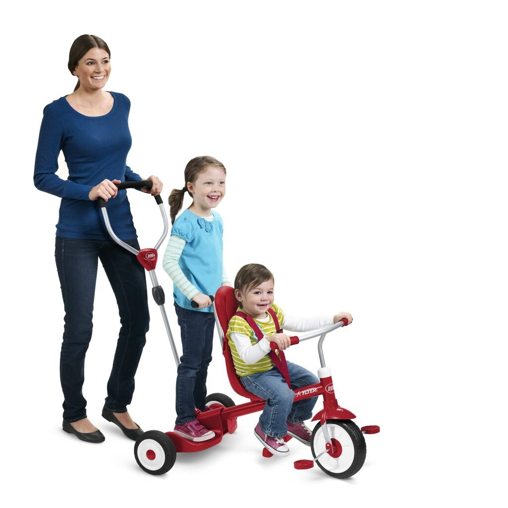 ride and stand 4 in 1 trike