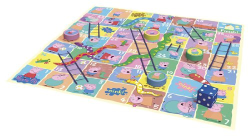 Peppa Pig Snakes and Ladders Giant02.jpg