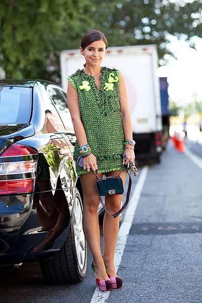 Miroslava-Duma-with-Chanel-Boy-Suede-Bag-Harpers-Bazaar-Streetstyle