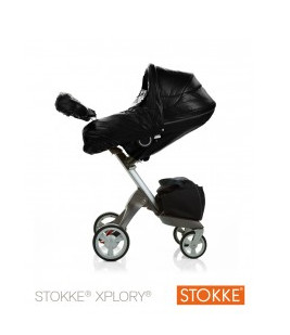 stokke xplory winter kit black