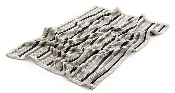 Stokke Stroller Blanket 120515-7157 Black Multi