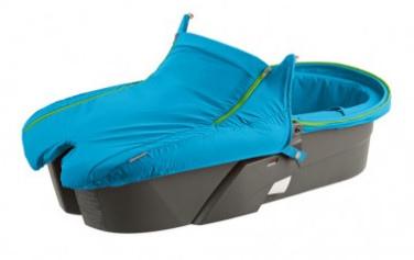 Stokke Xplory Carrycot - Urban Blue