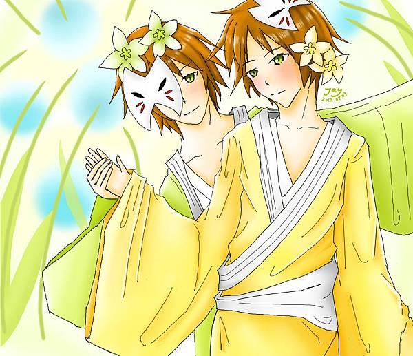雙子-花草妖精