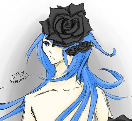 ㄇㄇ_黑玫瑰 (截圖)