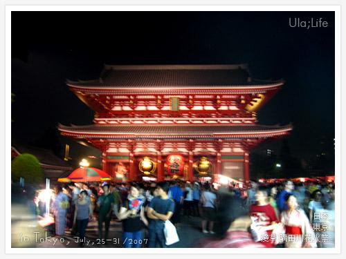 淺草-2007隅田川花火祭