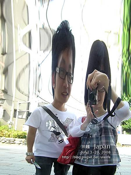 2008japan川越-哈哈鏡01.jpg