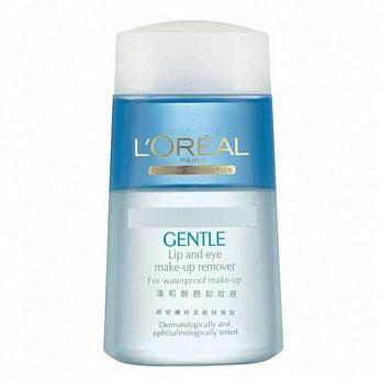 L'OREAL 溫和眼唇卸妝液 125ml