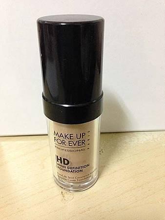 Make up forever HD 無暇粉底液