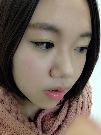 Make up forever 完妝