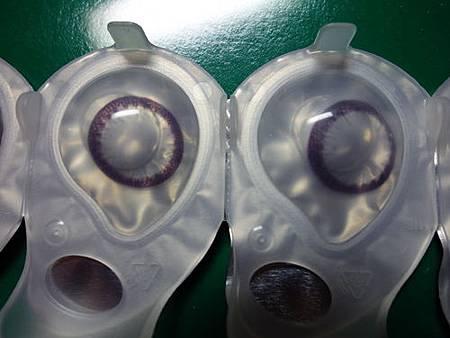 視康星綻黑隱形眼鏡