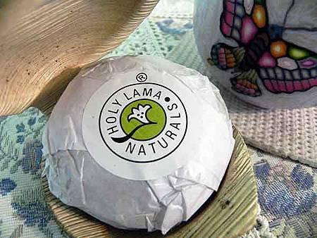 Holy Lama 禾妮娜娜 薑黃印度手工香皂