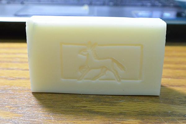 anes%26;sens驢奶香皂