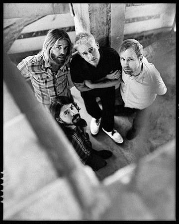 Foo Fighters(1998-2004)