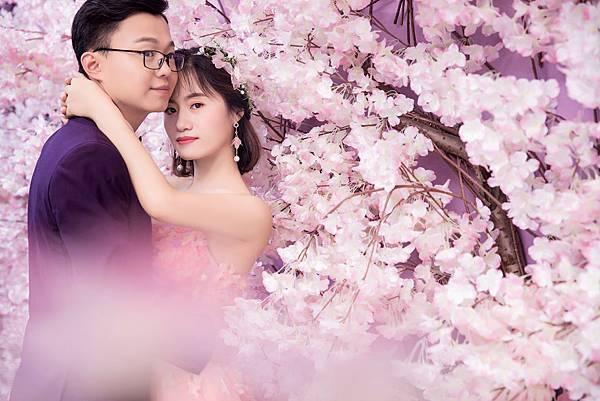 韓式婚紗照