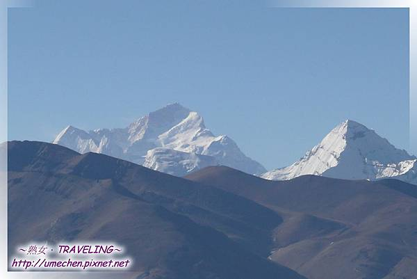 遮古拉山口-世界屋脊在眼前_08-馬卡魯峰