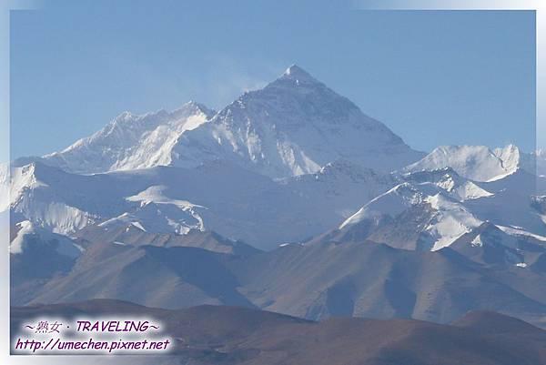 遮古拉山口-世界屋脊在眼前_09-洛子峰,珠峰