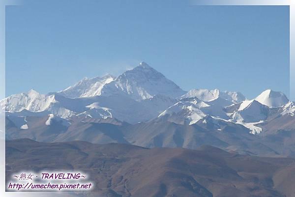 遮古拉山口-世界屋脊在眼前_珠峰,洛子峰1