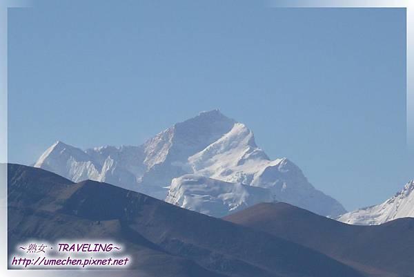 遮古拉山口-世界屋脊在眼前_馬卡魯峰1