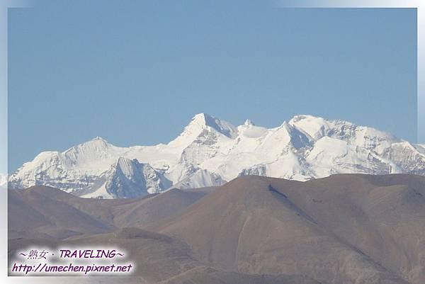 遮古拉山腰-看世界級雪峰_6-希夏邦馬峰