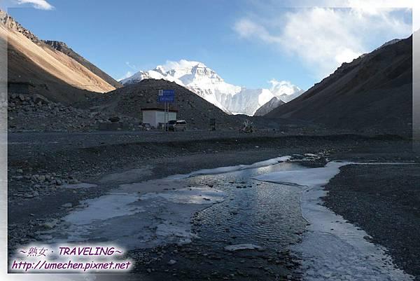 珠峰大本營-絨布河 (1)