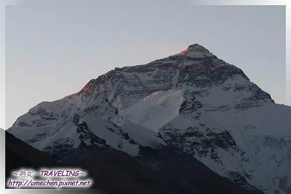 珠峰的日出 (1)