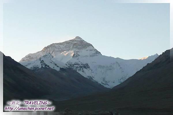 珠峰的日出 (4)