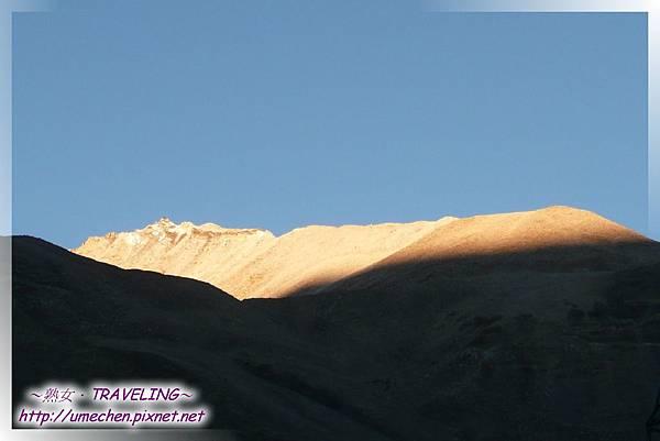 珠峰的日出 (11)