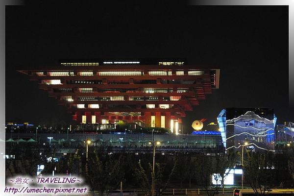 世博文化中心看夜景-中國館及台灣館-1.jpg