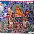 塔公寺-主殿的壁畫(3.jpg
