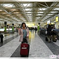 維也納機場-哇,我第一次到歐洲,初訪奧地利的維也納.jpg