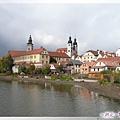 特奇-烏立茲湖-眺望TELC城堡1.jpg