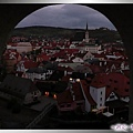 庫倫洛夫-城堡橋廊-經典畫面1.jpg