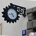 布拉格-前往查理大橋-向日葵鐘.jpg