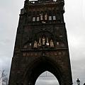 查理大橋-舊城區橋塔為哥德塔樓.jpg