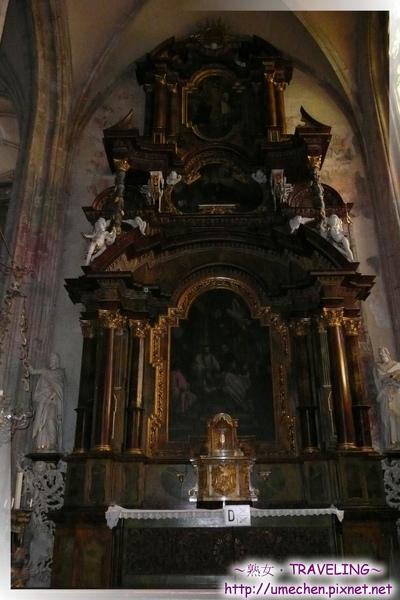 庫納霍拉-聖芭芭拉教堂-8個禮拜堂1.jpg