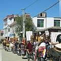 理塘-藏族婚禮-超酷的重型機車迎親隊(沒想到一進理塘就遇到).jpg