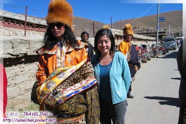 理塘-藏族婚禮-超酷的康巴漢子(1.jpg
