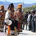 理塘-藏族婚禮-超酷的康巴漢子(2.jpg