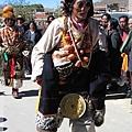 理塘-藏族婚禮-超酷的康巴漢子(4.jpg