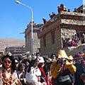 理塘-藏族婚禮-抵達大門(3.jpg