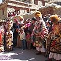 理塘-藏族婚禮-抵達大門(4.jpg