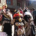 理塘-藏族婚禮-新娘進門了(1.jpg