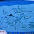 亞丁保護區管理局-牆上的導覽圖.jpg
