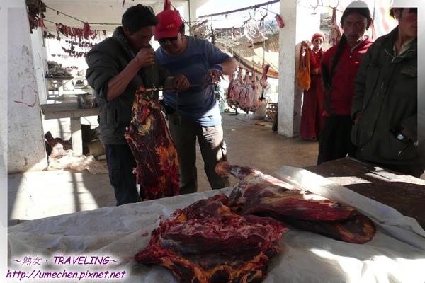 桑桑-買犛牛肉(2.jpg