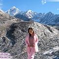 磨榆公路-橫斷山脈的雪山(貢嘎段)準備雪白整個冬天.jpg