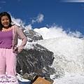 一號冰川-冰川後面就是蜀山之王7556的貢嘎山.jpg