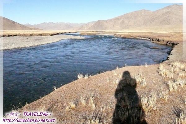初遇馬泉河-我的影子-2.jpg