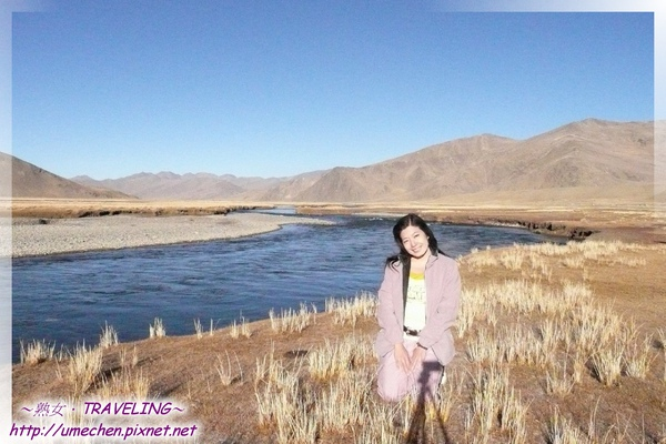 初遇馬泉河-整個草場的草都變黃了.jpg