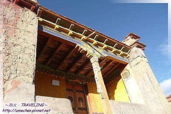 古格-度母殿-很小一間,只有40平方米.jpg